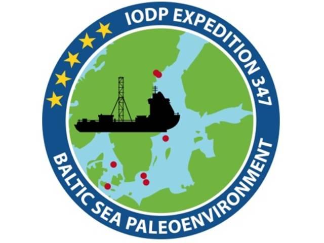 IODP Expedition 347: Baltic Sea Paleoenvironment logo